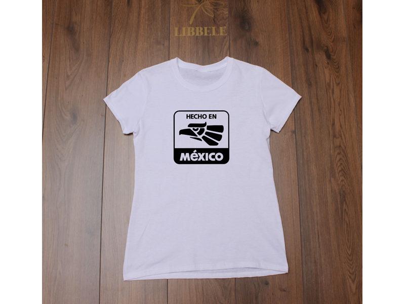 51616acbea Playera Mujer Hecho en México ⋆ Libbele Evento y Estilo